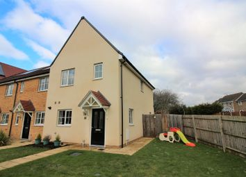 Thumbnail 3 bed semi-detached house for sale in Cheapside West, Rayleigh
