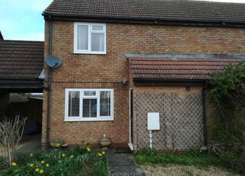 Thumbnail 2 bed semi-detached house for sale in Marsh Gibbon, Buckinghamshire
