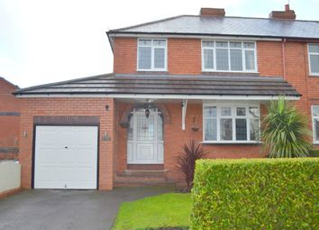 Thumbnail 3 bedroom semi-detached house for sale in Kettles Bank Road, Gornal