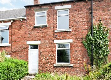 Thumbnail 3 bed terraced house for sale in Lambton Terrace, Craghead, Stanley