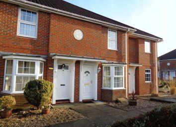 Thumbnail 2 bed terraced house for sale in Longcroft Gardens, Welwyn Garden City