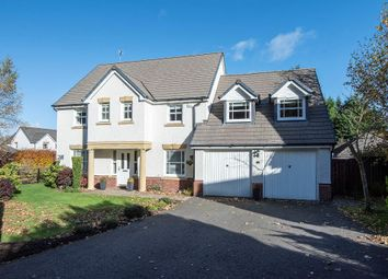 Thumbnail 4 bed detached house for sale in Kellie Wynd, Dunblane, Scotland