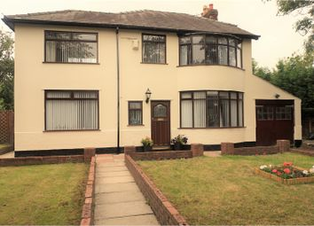 Thumbnail 3 bed detached house for sale in Church Road, Liverpool