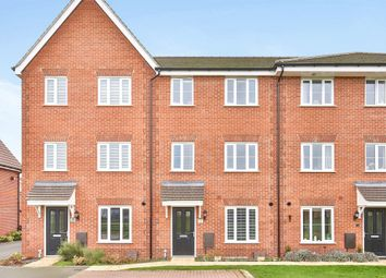 Thumbnail 4 bed town house for sale in Blackberry Way, Swaffham