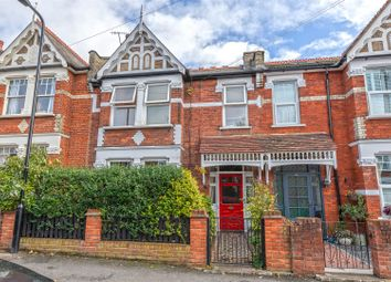 Thumbnail 3 bed terraced house for sale in Beech Hall Road, London