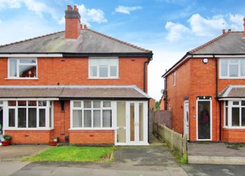 Thumbnail 2 bed semi-detached house to rent in Yvonne Road, Redditch