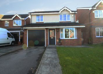 Thumbnail 4 bed detached house for sale in Parkland View, Barnsley, South Yorkshire