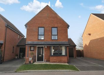 Thumbnail 3 bed detached house for sale in Brook Close, Swanmore, Southampton