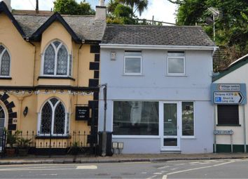 Thumbnail 1 bed end terrace house for sale in Fore Street, Shaldon, Devon