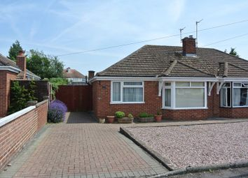Thumbnail 2 bedroom semi-detached bungalow for sale in Chamwells Avenue, Longlevens, Gloucester