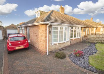Thumbnail 3 bedroom semi-detached bungalow for sale in Hollywalk Avenue, Normanby, Middlesbrough