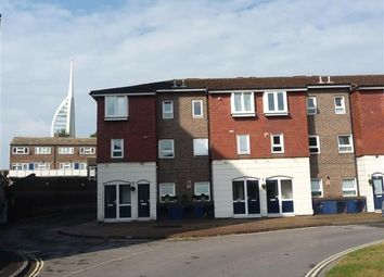 Thumbnail 2 bed flat to rent in Three Tun Close, Portsmouth