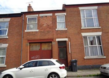 Thumbnail 5 bedroom terraced house for sale in Evington Street, Leicester
