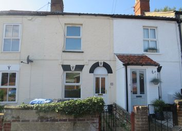 Thumbnail 2 bed terraced house for sale in Rackham Road, Norwich
