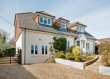 Thumbnail 5 bed detached house for sale in Bryces Lane, Sherfield English, Romsey