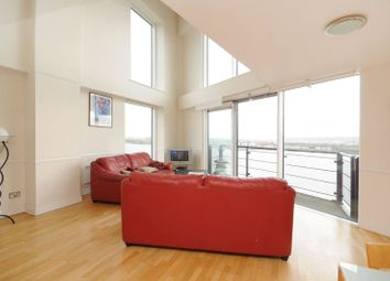 Thumbnail 2 bed flat for sale in Hull Place, Royal Docks