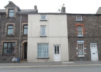 Thumbnail 3 bed terraced house to rent in Brecon Road, Abergavenny, Gwent
