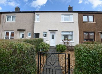 Thumbnail 2 bedroom terraced house for sale in Riddon Avenue, Glasgow