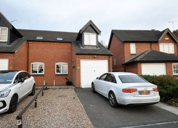 Thumbnail 3 bed semi-detached house for sale in Outram Drive, Swadlincote