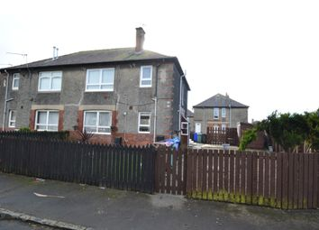 Thumbnail 1 bed flat for sale in Seaforth Crescent, Ayr, South Ayrshire