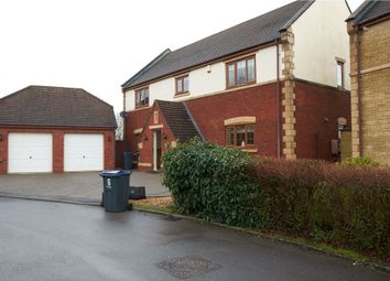Thumbnail 5 bed detached house for sale in Moores Yard, Wingfield, Trowbridge, Wiltshire