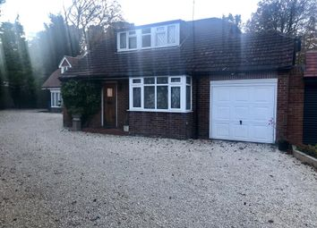 Thumbnail 3 bed detached house for sale in Sunninghill, Berkshire