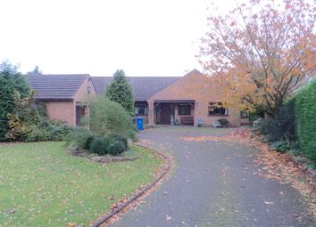 Thumbnail 4 bed detached bungalow to rent in High Street, Scotton, Gainsborough