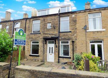Thumbnail 4 bed terraced house for sale in Angel Street, Baildon, Shipley