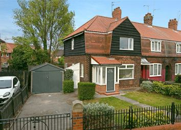 Thumbnail 3 bed end terrace house for sale in York Road, Hull, East Yorkshire