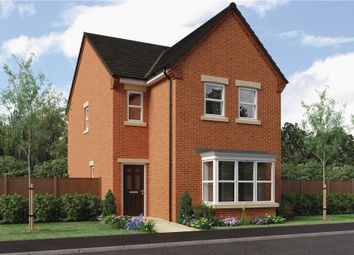 "Thumbnail 4 bed detached house for sale in ""Esk"" at King Street, Drighlington, Bradford"