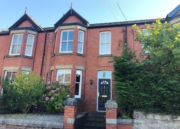Thumbnail 3 bed terraced house for sale in Prior Street, Ruthin, Denbighshire