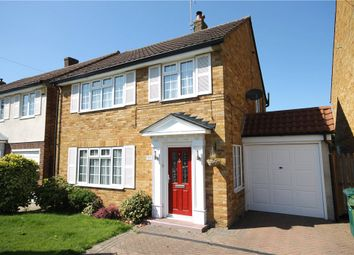 Thumbnail 3 bed detached house for sale in Ivy Close, Sunbury-On-Thames, Surrey