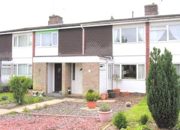 Thumbnail Terraced house for sale in Wilkinson Close, Eaton Socon, St. Neots
