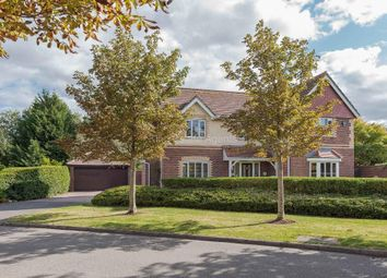 4 bed detached house for sale in Rusland Circus, Emerson Valley, Milton Keynes, Buckinghamshire MK4