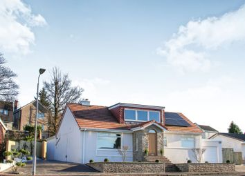 Thumbnail 4 bedroom detached bungalow for sale in Selkirk Avenue, Paisley