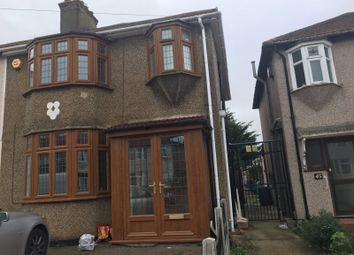 Thumbnail 3 bed terraced house to rent in Weald Way, Romford