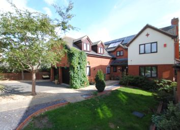 Thumbnail 6 bed detached house for sale in Pound Farm Close, Bridgwater