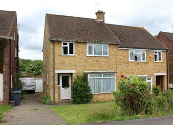 Thumbnail 3 bed semi-detached house for sale in Roberts Ride, Hazlemere, High Wycombe