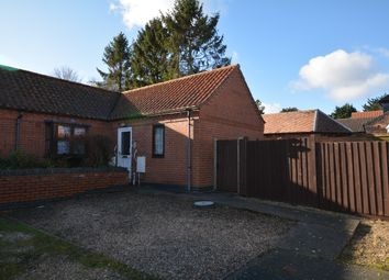 Thumbnail 1 bed semi-detached bungalow for sale in Broughton Gardens, Balderton, Newark