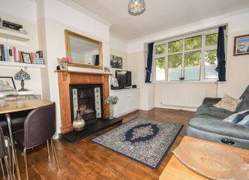 Thumbnail 2 bed maisonette for sale in Abbott Avenue, London