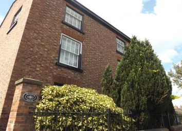 Thumbnail 1 bedroom flat to rent in Mill Lane, Macclesfield