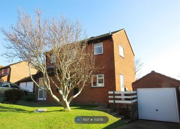 Thumbnail 3 bed detached house to rent in Hopgarden Close, Hastings