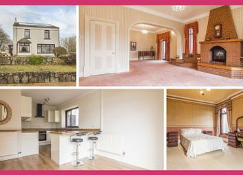Thumbnail 6 bed detached house for sale in The Park, Blaenavon, Pontypool