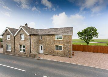Thumbnail 4 bed semi-detached house for sale in 3 Sandside Cottages, Cockerham, Lancaster