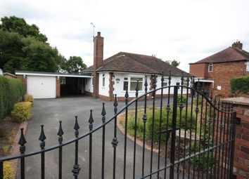 Thumbnail 4 bed detached bungalow for sale in High Street, Newchapel, Stoke-On-Trent