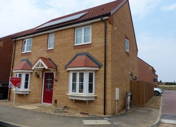 Thumbnail 4 bed detached house for sale in Dandelion Drive, Whittlesey