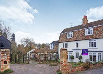 Thumbnail 4 bed detached house for sale in Thrapston Road, Huntingdon