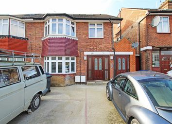 Thumbnail 2 bed flat for sale in Eastbourne Avenue, London