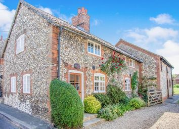Thumbnail 4 bed detached house for sale in Syderstone, King's Lynn, Norfolk