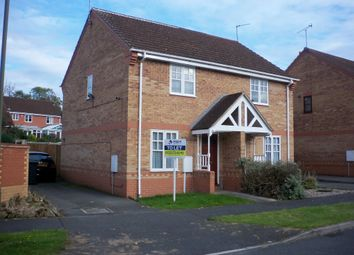 Thumbnail 2 bedroom semi-detached house to rent in Woodgate Drive, Chellaston, Derby